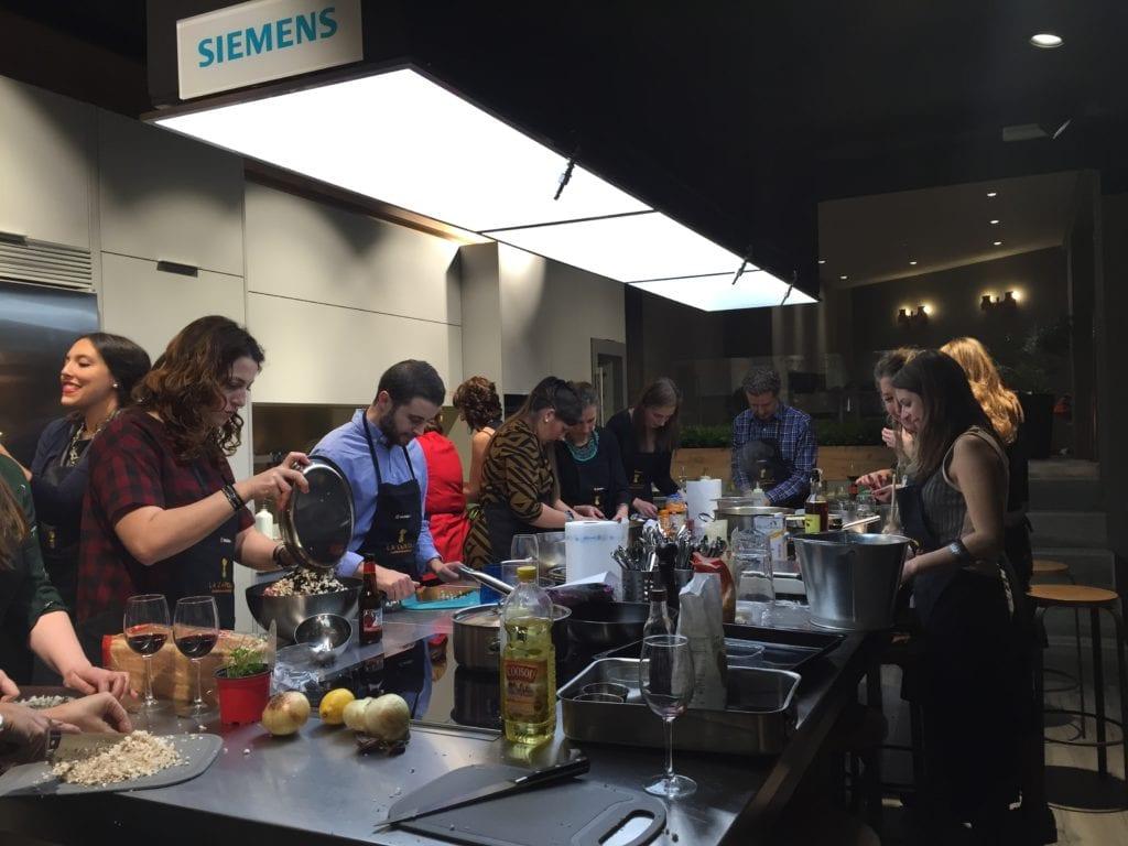 Cooking party- Eventos para empresas