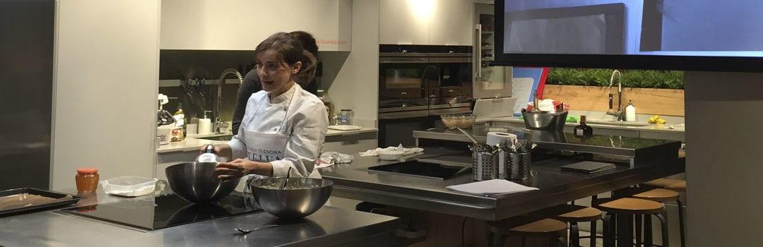 Sesé San Martín, directora de la escuela de cocina TELVA