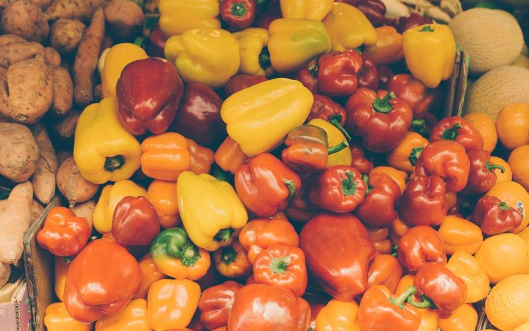 Curiosidades de la cocina vegetariana