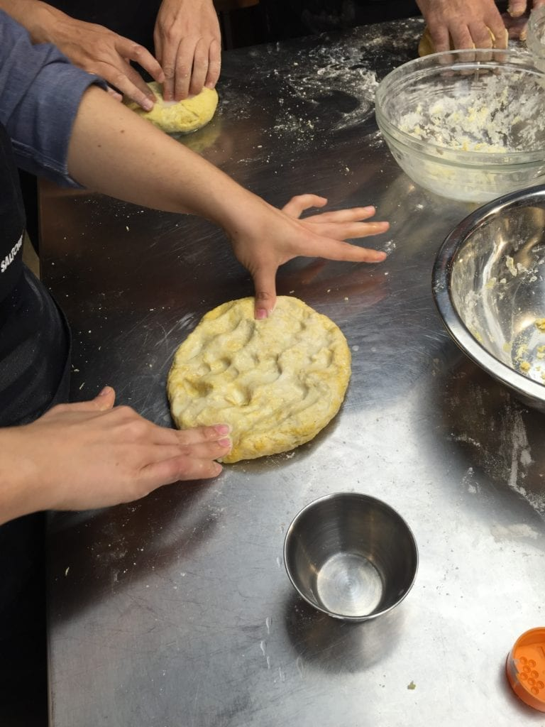 Cómo hacer masa de pan
