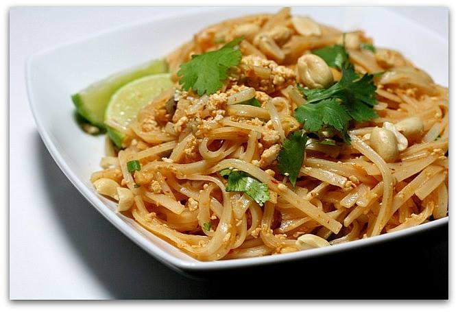 Restaurante tailandés Zaragoza Noodles Pad Thai