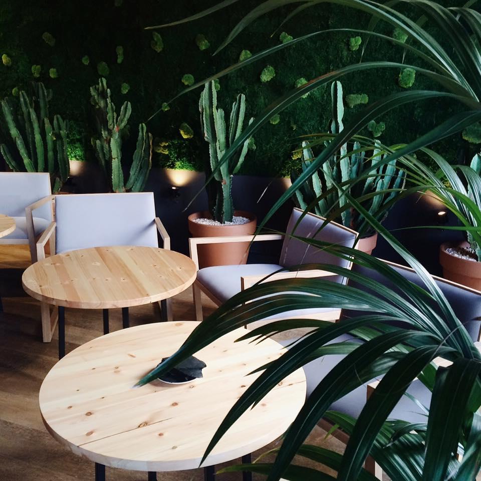 Bares originales en Zaragoza: Ginger Fizz Bar
