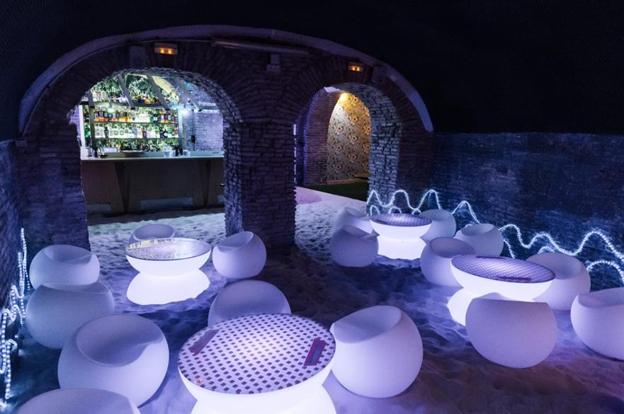 Restaurantes románticos en Zaragoza: Mandanga de la Buena
