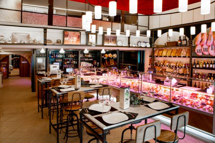Restaurantes románticos en Zaragoza: La despensa de Montal