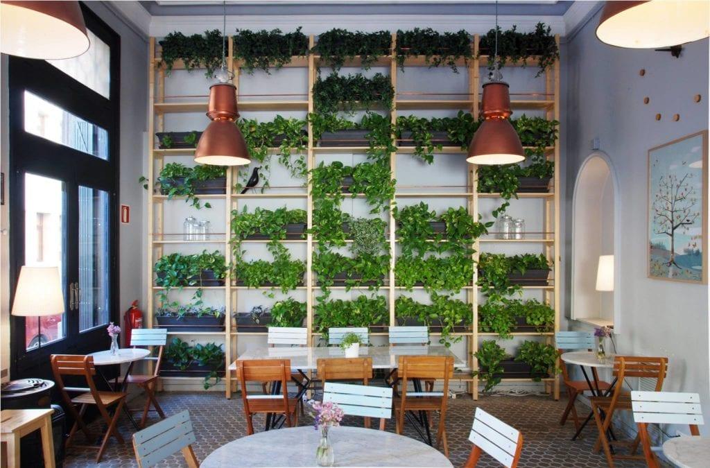 Bares originales en Zaragoza: Café Nolasco