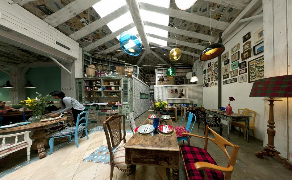 Restaurantes románticos en Zaragoza: Ric 27