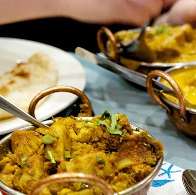 Restaurantes exoticos en Zaragoza: el sabor de la india