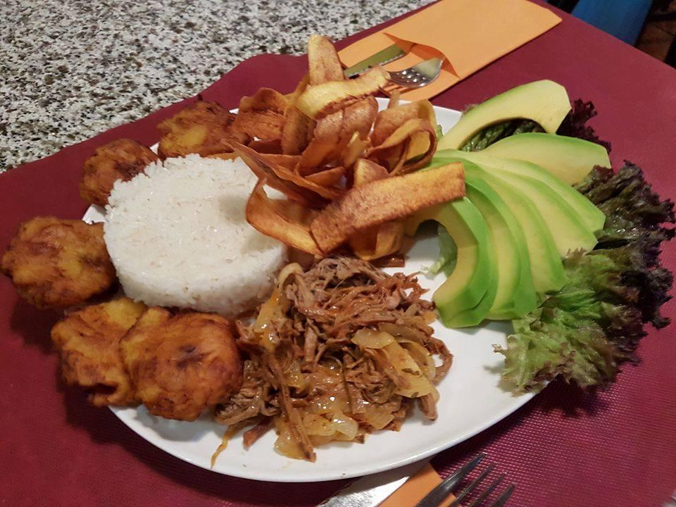 El paladar, restaurante cubano en Zaragoza