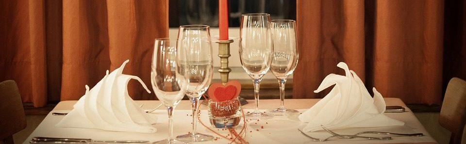 Diez restaurantes románticos en Zaragoza para una cena de pareja