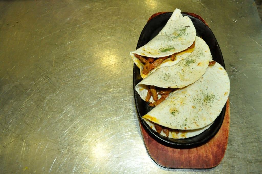 Restaurantes exóticos de Zaragoza: La Quebradora