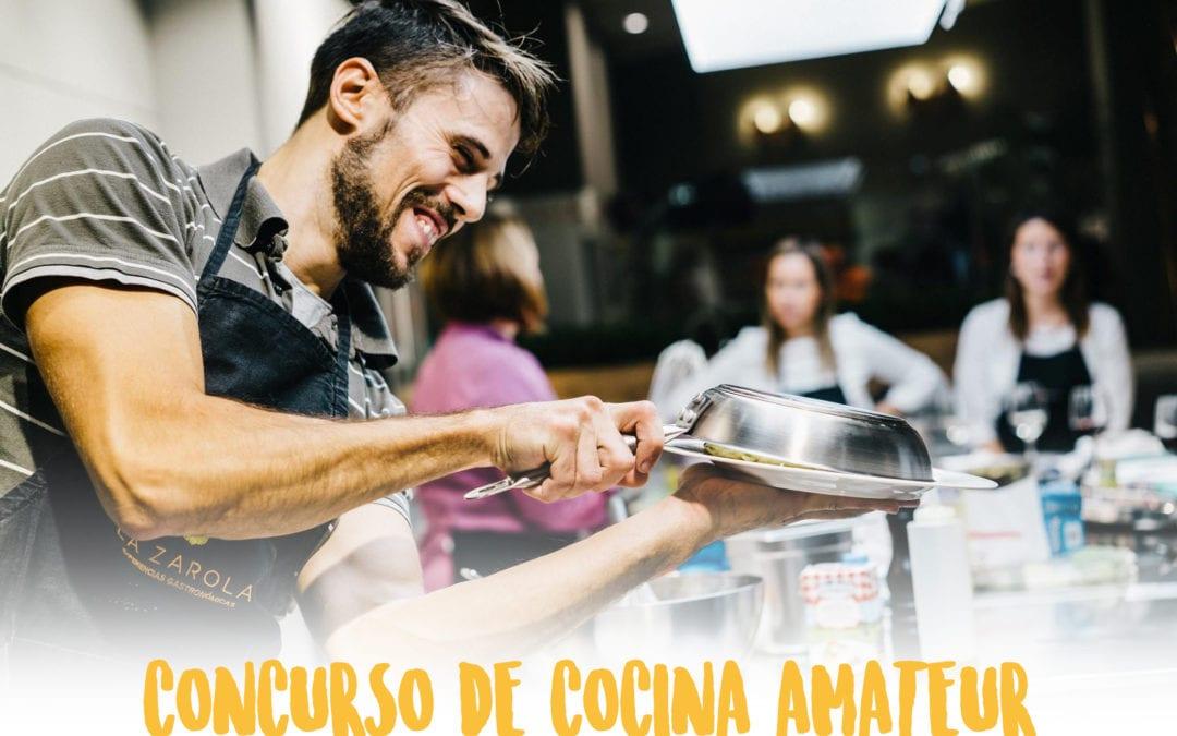 La Zarola busca amantes de los fogones para un concurso de cocina en Zaragoza