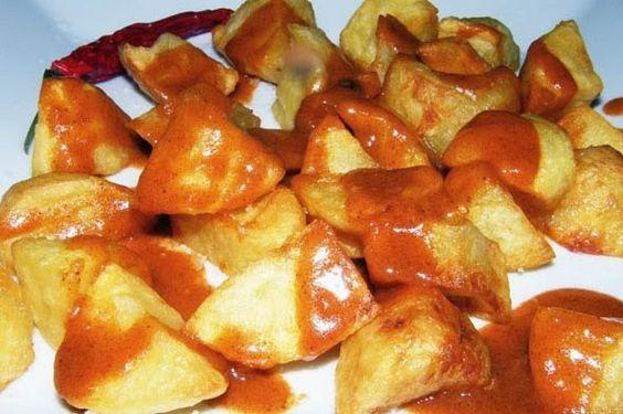 Patatas bravas, La Bodega del Tío Jorge.