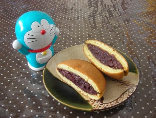 Receta de Dorayaki, un dulce típico japonés