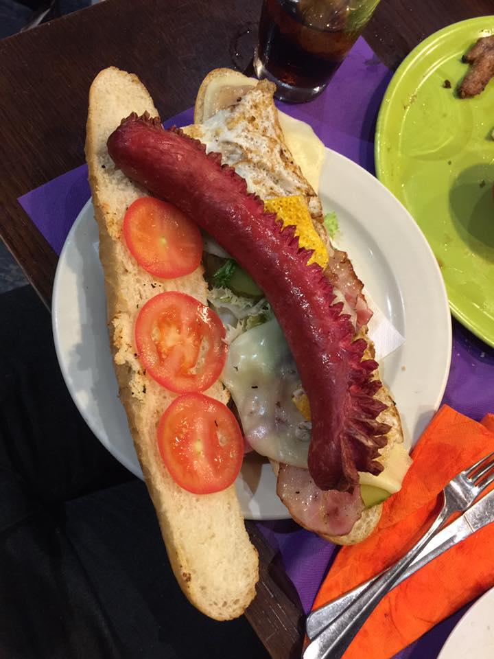 Bocadillos Café Chicago