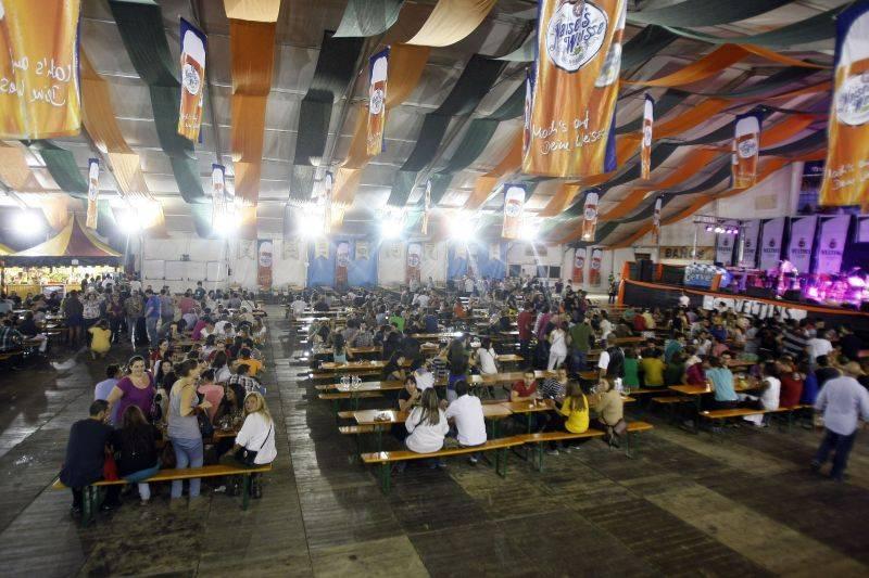 comer y cenar durante las Fiestas del Pilar