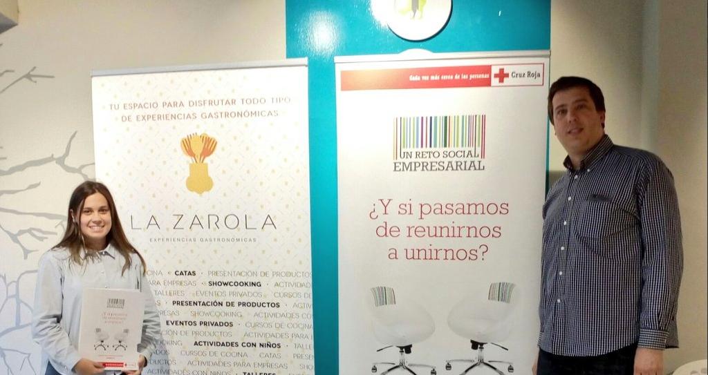 La Zarola se une al reto de Cruz Roja por la inserción de colectivos vulnerables