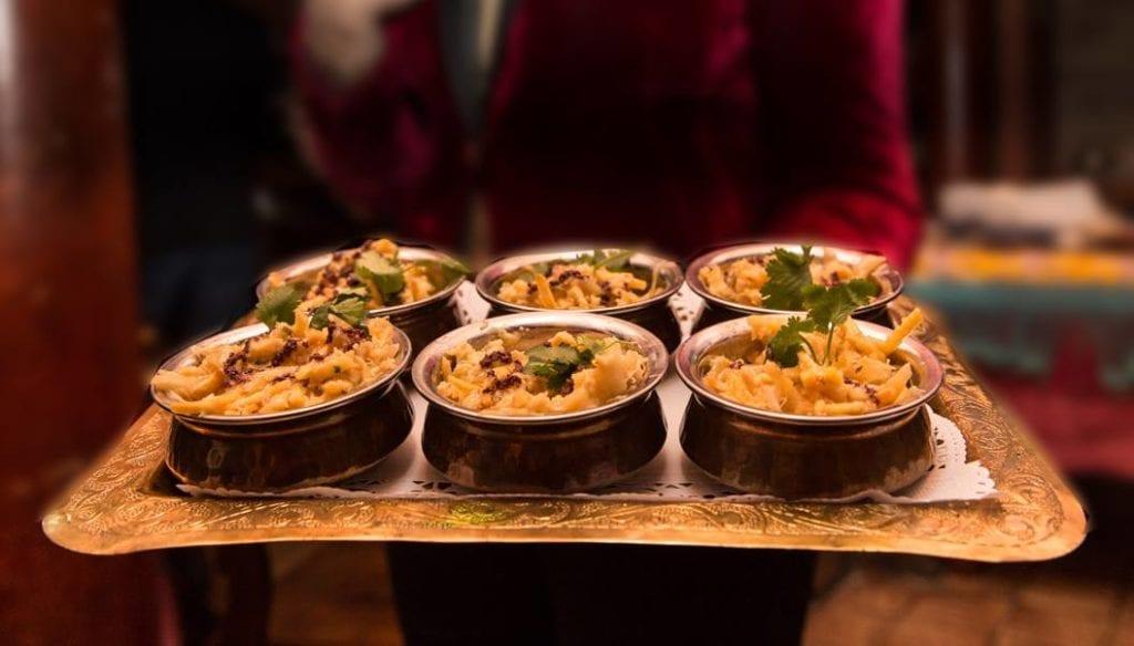 comida árabe en Zaragoza