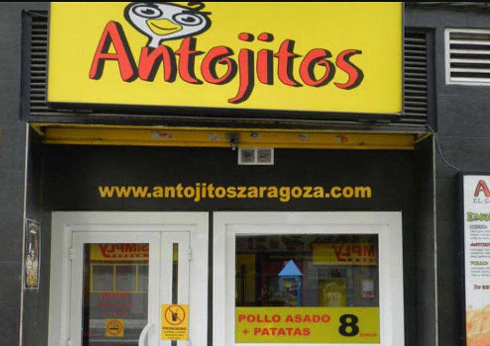 arepas en Zaragoza