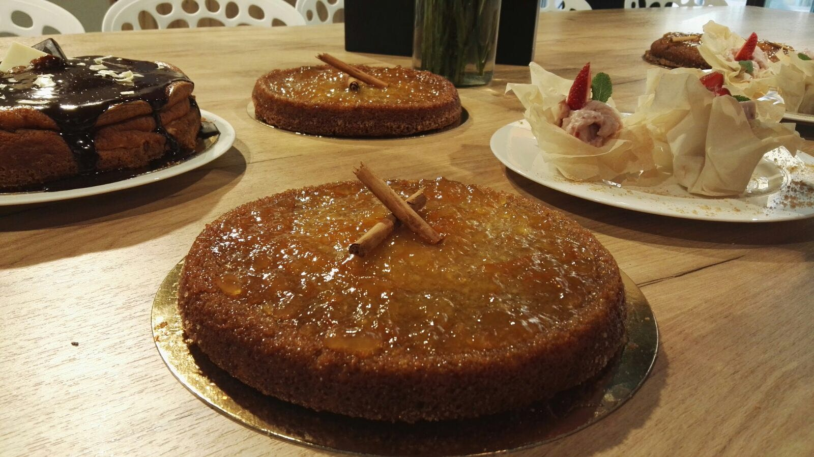 Las mejores tartas de queso en Zaragoza y cursos para aprender a elaborarlas
