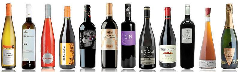 Productos típicos de Aragón