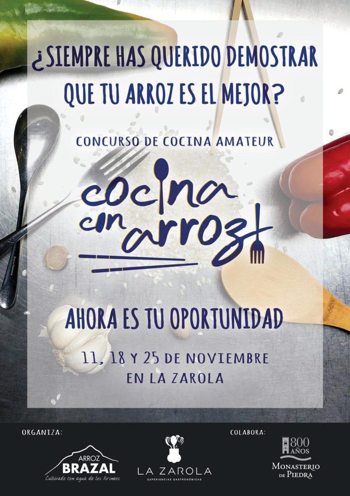 Concurso Arroz La Zarola