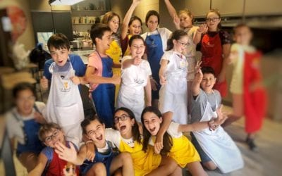 En septiembre… Vuelta a los fogones con nuestro campus de cocina para niños y adolescentes