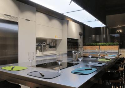 Curso de cocina en La Zarola