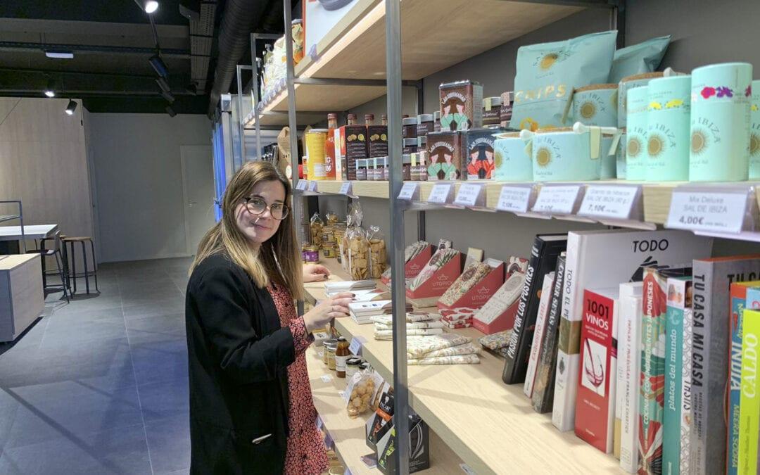 La tienda de productos gourmet de La Zarola abre sus puertas en el centro de Zaragoza