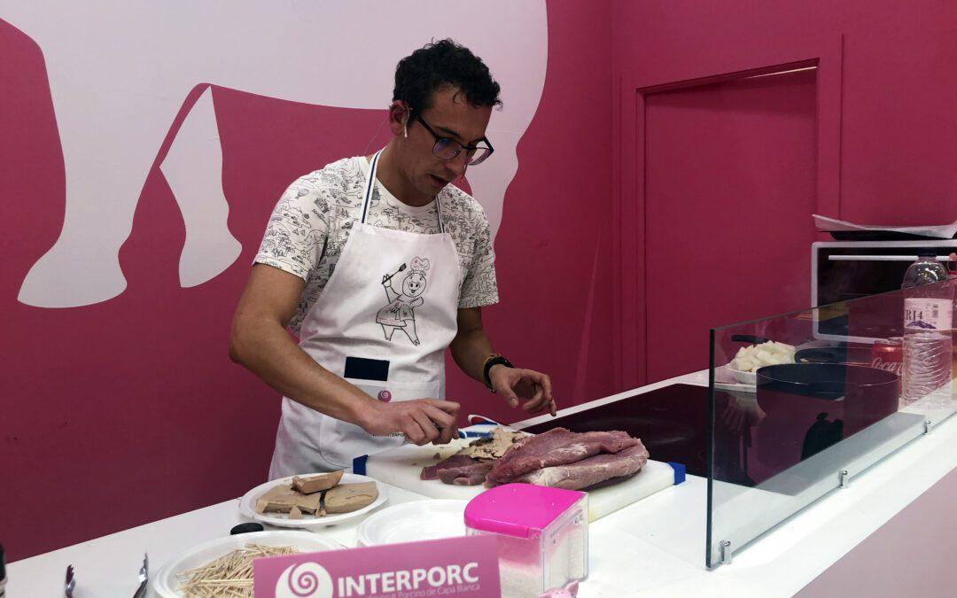 La Zarola e Interporc buscan amantes de los fogones para un concurso de cocina en Zaragoza