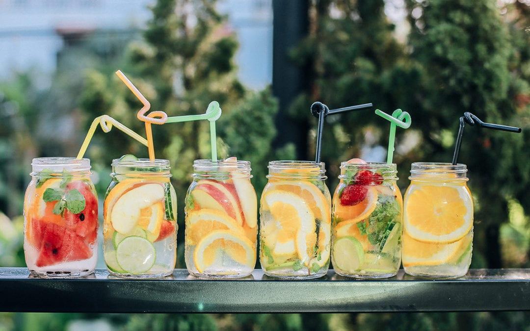 Cuatro alternativas a los refrescos para este verano