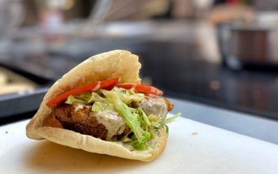 Recetas exóticas: Falafel con salsa tahini
