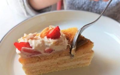 Receta: Aprende a hacer la tarta Lanzón de San Jorge paso a paso